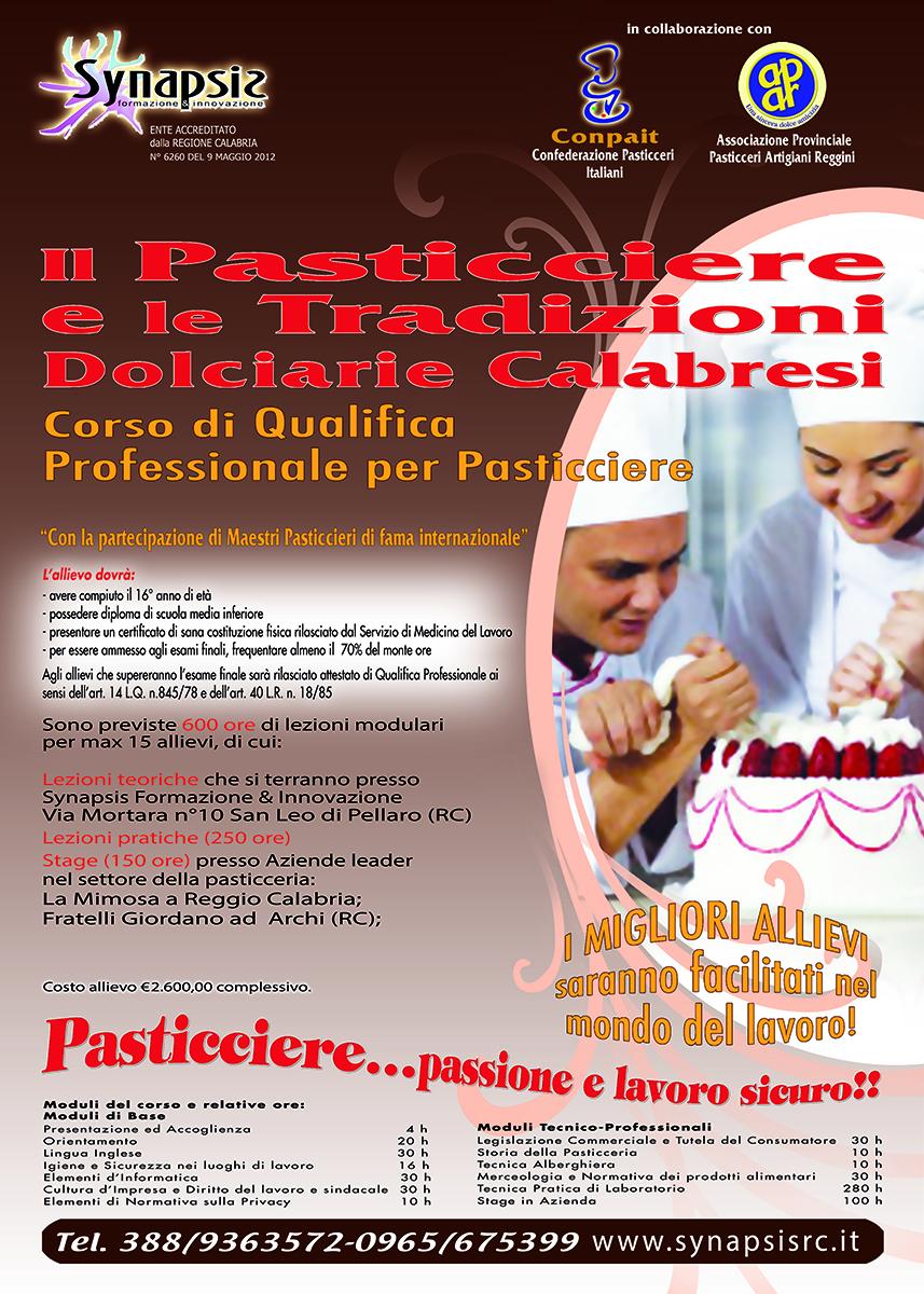 Corso Pasticciere